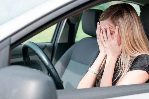Обучение вождению для женщин