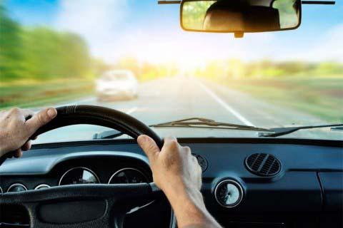 Обучение вождению с нуля