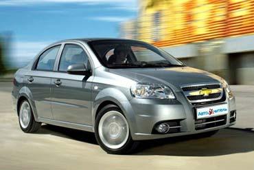 Обучение вождению на Chevrolet Aveo